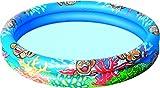 Bestway Planschbecken Clownfish, 122 x 20 cm
