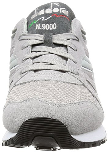 Diadora N9000 Nyl Ii, Chaussures mixte adulte Gris