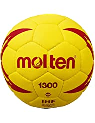 Molten Goalchaball - Pelota de balonmano, color multicolor, talla 00