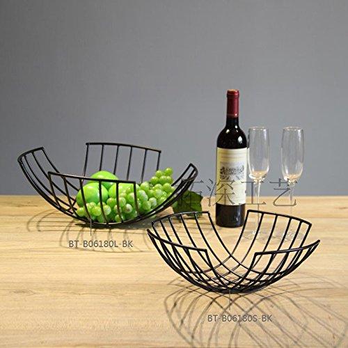 Preisvergleich Produktbild WANG-shunlida Moderne minimalistische Einrichtung Esszimmer hochwertige Dekoration Wohnungseinrichtung weichem Eisen Platte