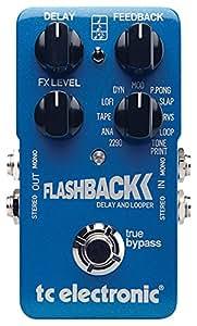 tc electronic Flashback Delay and Looper