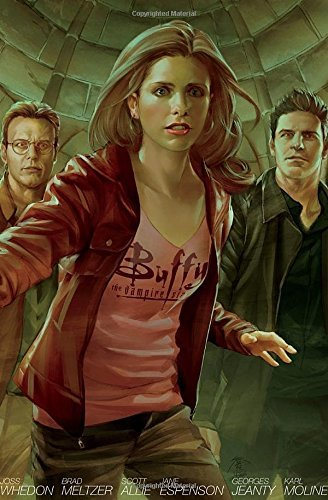 Buffy the Vampire Slayer Season 8 Library Edition Volume 4 by Karl Moline (2013-03-12)