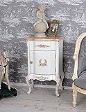 PALAZZO INT Nachtschrank Villa Vintage Nachtkommode Nachttisch Shabby Chic