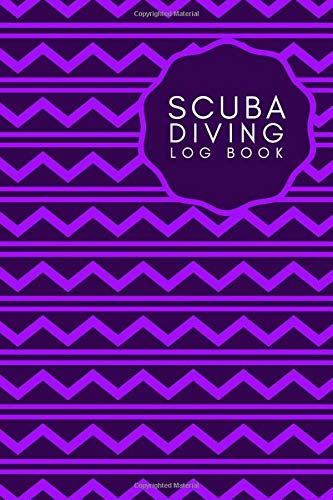 Scuba Diving Log Book: Compact Reef Snorkeling Course, Freediving Logbook Journal, Dive Training, Certification and Recreation Memo Diary Booklet ... & Experienced Divers 6x9 120 pages. -