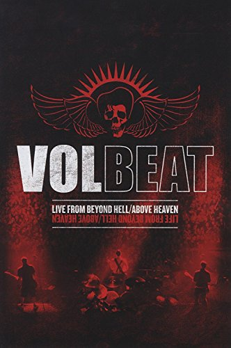 Volbeat - Live From Beyond Hell / Above Heaven (2 DVDs