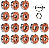 Powerslide ILQ9 PRO 608 16er-Set (Twincam)