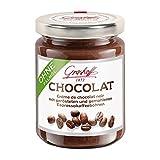 Grashoff Creme de chocolat noir mit Espressokaffeebohnen 250g