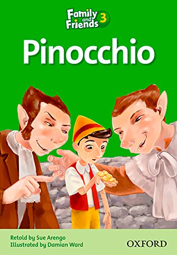 Family and Friends Readers 3: Family and Friends 3. Pinocchio (Family & Friends Readers)
