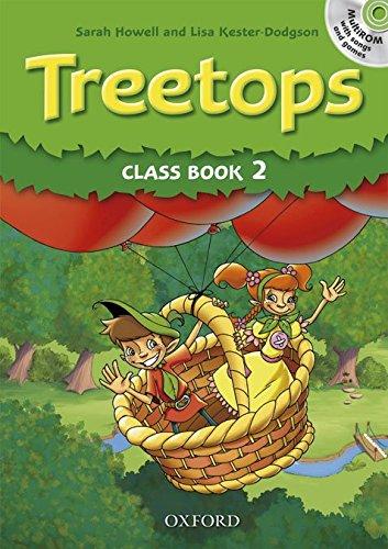 Treetops 2. Class Book Pack