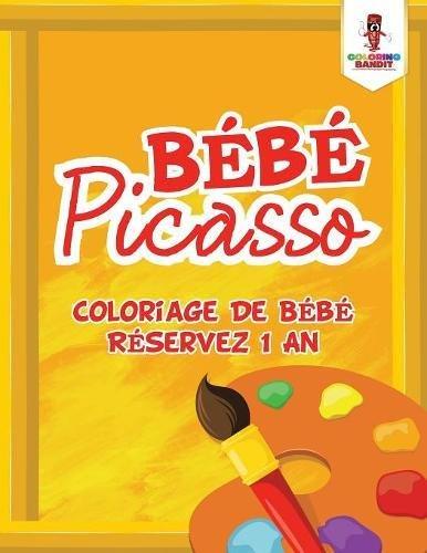 Bébé Picasso : Coloriage De Bébé Réservez 1 An par Coloring Bandit