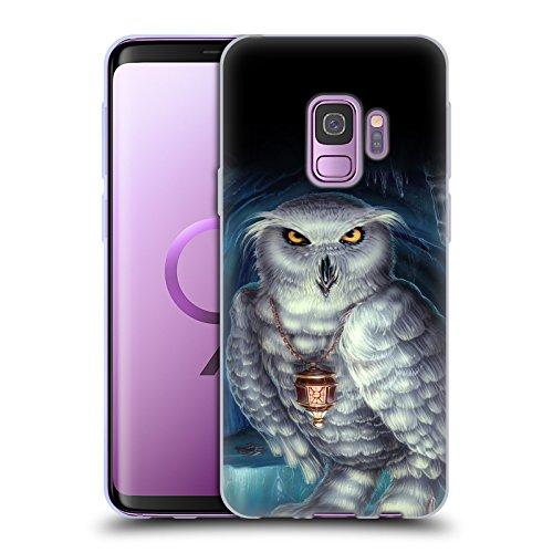 Offizielle Ed Beard Jr Botschafter Euele Von Dem Zauberer Fantasie Soft Gel Hülle für Samsung Galaxy S9