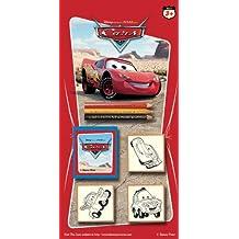 Disney Timbra e colora Cars