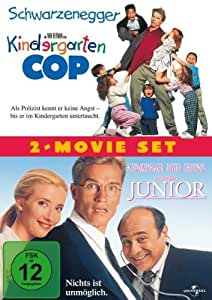 Kindergarten Cop & Junior: Amazon.co.uk: DVD & Blu-ray