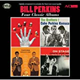 Four Classic Albums (The Five / The Brothers! / Tenors Head-On / On Stage)