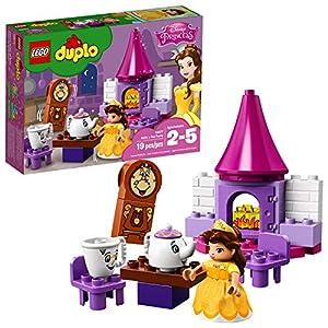 LEGO DUPLO Princesa - Fiesta de té de Bella (10877)