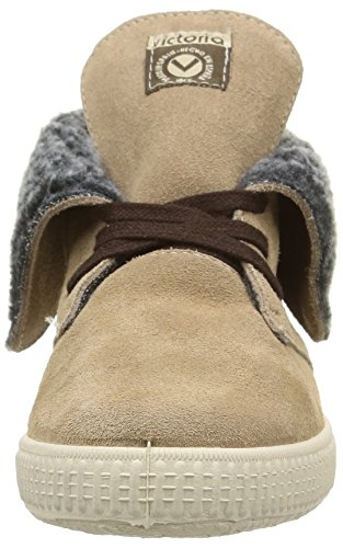 Victoria 106794, Sneakers mixte adulte Beige (Taupe)