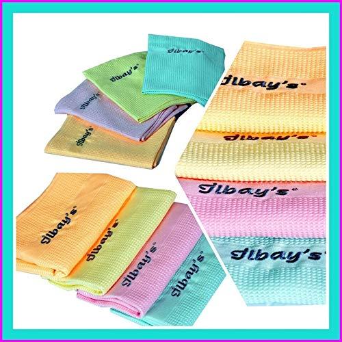 Reinigungstücher-pack (Original Ilbays Bezleri Mikrofaser Reinigungstücher/Putztücher im 3er Pack)