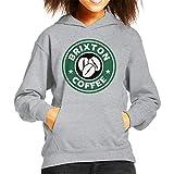 Best Starbucks Dad Gifts From Kids - Brixton Coffee Starbucks Kid's Hooded Sweatshirt Review