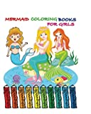 Mermaid Coloring Books For Girls: Reduce Stress and Bring Balance