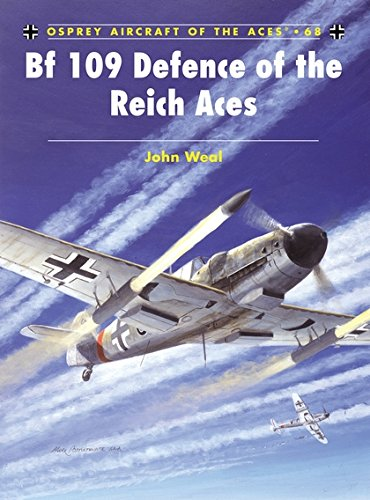 Bf 109 Defence of the Reich Aces (Aircraft of the Aces)