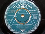 "Peggy March I Wish I Were A Princess 7"" RCA Victor RCA1350 VG 1963 demo, as Little Peggy March"