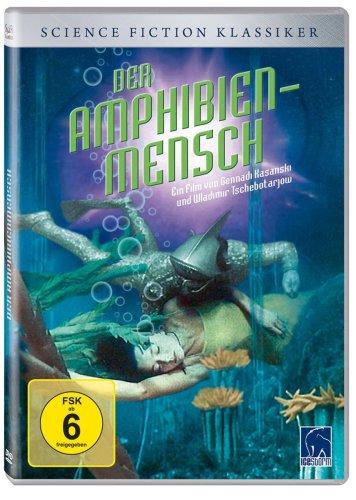 Bild von Der Amphibienmensch - deutsche Fassung (Science Fiction Klassiker)