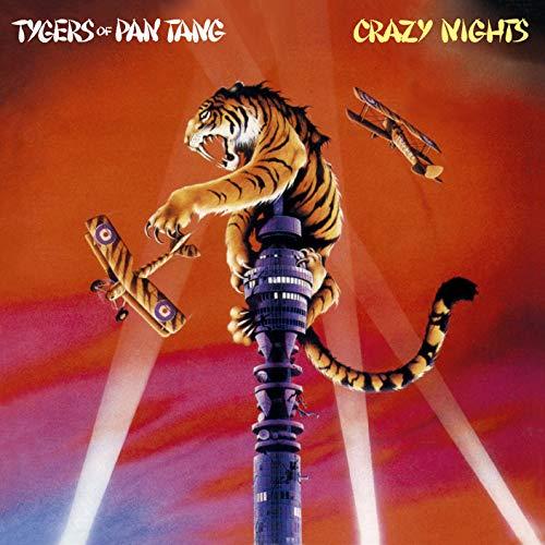 Tygers Of Pan Tang: Tygers Of Pan Tang - Crazy Nights (Audio CD)