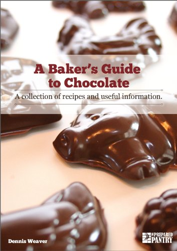 A Baker's Guide to Chocolate: A Collection of Recipes and Useful Information (English Edition)