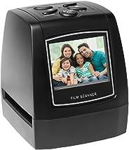 Goolsky Protable Negative Film Scanner 35mm 135mm Slide Film Converter Photo Digital Image Viewer with 2.4