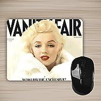 ECO-Pad Marilyn Monroe Mousepad Rectangle Mouse Pad
