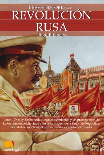 Breve historia de la Revolución rusa por Íñigo Bolinaga
