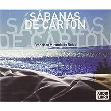 Sabanas de carton (audiolibro) (CD)