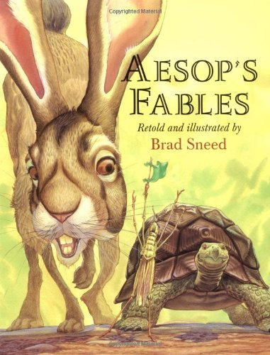 Aesop's Fables by Brad Sneed (2003-09-29)