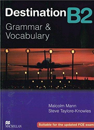 Destination B2. Student's Book