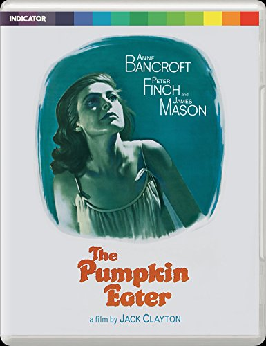 The Pumpkin Eater - Limited Edition Blu-Ray [Region Free]