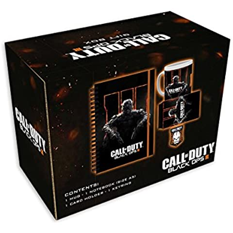 Set Caja de regalo Call of Duty/Llamado del Deber