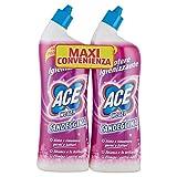 Ace WC Gel con Candeggina - 2 Confezioni da 700 ml
