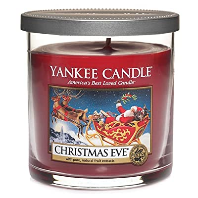 Yankee Candle for Christmas Eve