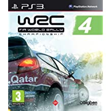 GIOCO WRC 4 - FIA WORLD RALLY CHAMPIONSHIP PS3