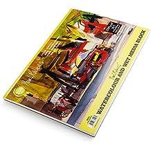 Sello de papel Acuarela Paul Rubens, calidad artista sin ácido y papel 100% algodón