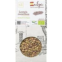 EcoSpain Lentejas Ecológicas Castellana - 500 gr