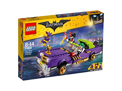 LEGO The Batman Movie 70906 - Jokers berüchtigter Lowrider, Batman Spielzeug