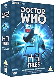 Doctor Who: K9 Tales Box Set (Invisible Enemy/K9 and Co) [DVD] (B00153NOQS) | Amazon price tracker / tracking, Amazon price history charts, Amazon price watches, Amazon price drop alerts