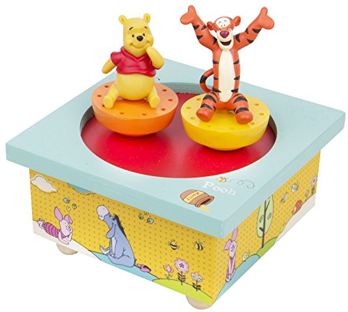 Trousselier - Winnie & Tigrou - Disney - Boite à Musique Dancing