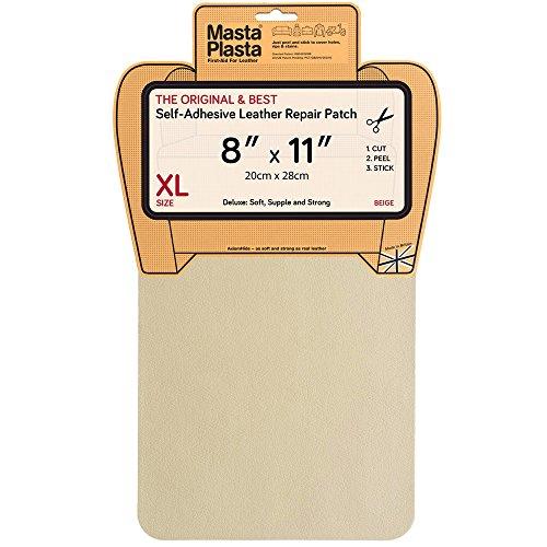 reparacion-cuero-polipiel-y-skai-parches-adhesivos-mastaplasta-rectangulo-xl-200x280mm-beige