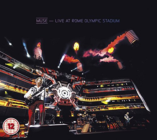 Muse: Live at Rome Olympic Stadium (Blu-ray)