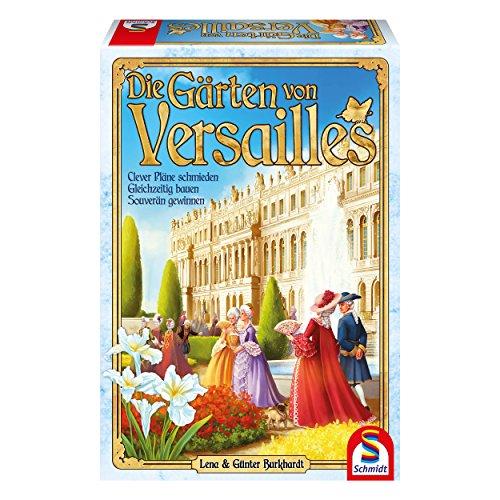Preisvergleich Produktbild Schmidt Spiele 49335 - Die Gärten von Versailles, Legespiel