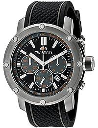 Reloj De Pulsera Unisex TW Steel–Grandeur Tech 48mm de TS4