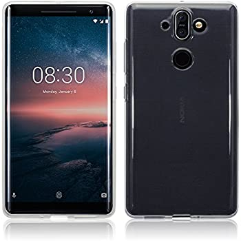 wholesale dealer 0d6cc 9bc03 Nokia 8 Sirocco Back Cover Case - Ultra Slim PC Protective Shell ...