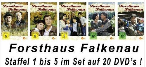 Staffeln 1-5 (20 DVDs)
